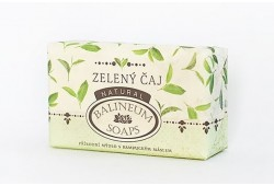 Natural soap - GREEN TEA