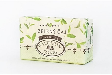 Natural soap - GREEN TEA
