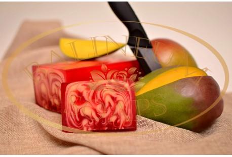 glycerinové mýdlo - MANGO