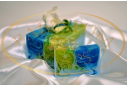 Handmade soap - JASMIN & GREEN TEA