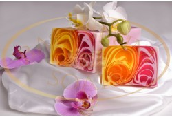 Handmade soap - ORCHID