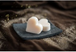 Guest soap heart - COTTON