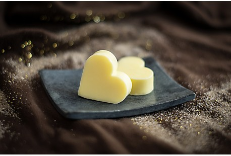 Guest soap heart - PEAR